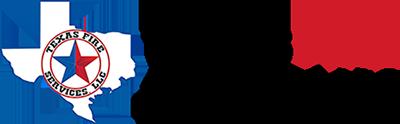 Texas Fire Services Logo